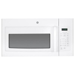 GE 1.6 Cu Ft Over The Range Microwave USED