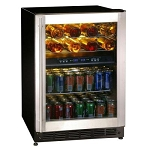 Magic Chef 16 Bottle/77 Can Wine/Beverage Cooler