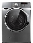 Samsung 3.9 Cu Ft Front Load Washer W/ Steam
