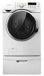 Samsung 3.9 Cu Ft Washer W/Pedastal & Steam