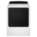 Whirlpool 8.8 Cu FT GAS Dryer