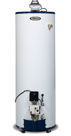 Whirlpool 40 Gallon Nat Gas Md Nd40t62 403