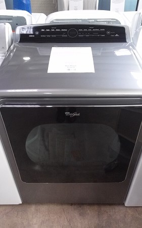 Whirlpool 8.8 Cu Ft Dryer
