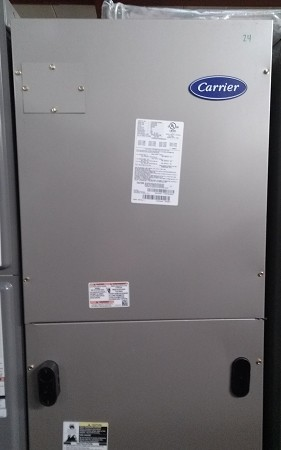 Carrier 3 5 Ton Air Handler