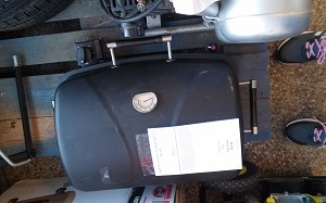 ***USED***Low Pressure Camping Gas Grill