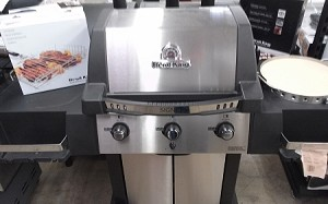 BROIL KING LP GAS GRILL MD# 9865-54