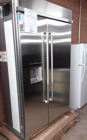 "Jenn Air 48"" Built In Refrigerator"