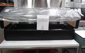 Cambro 5 Ft Food/ Salad Bar With Sneeze Guard