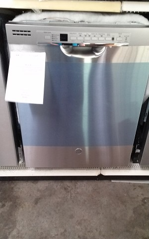 GE 50 dBa Dishwasher