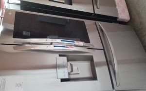 LG 28 Cu Ft French Door Refrigerator