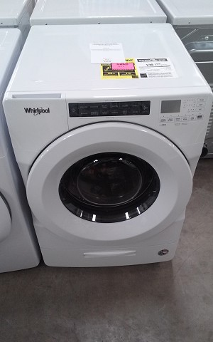 Whirlpool 4.5 Cu Ft Front Load Washer