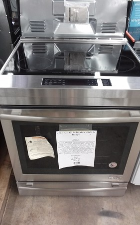 "Jenn Air 30"" Induction Slide In Range"