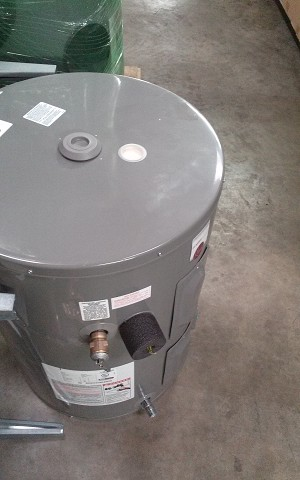 Rheem 30 Gallon POU Electric Water Heater