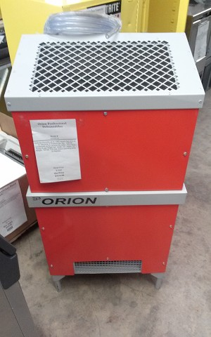 Orion Professional Dehumidifier
