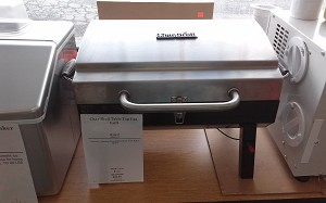 Char Broil Table Top Gas Grill
