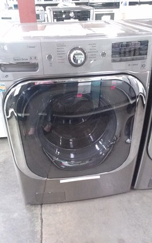 LG 5.2 Cu FT Front Load Washer