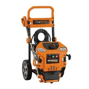 Generac One wash Pressure Washer 2000-3100