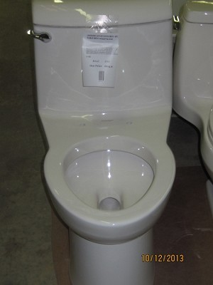AMERICAN STANDARD 1 PC Toilet MD# 2034014.222